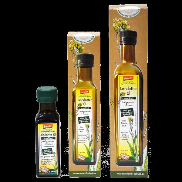 Demeter Bio Leindotteröl
