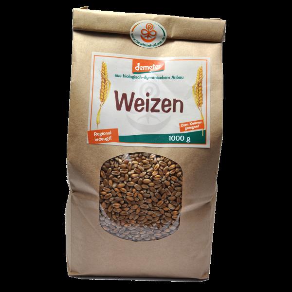 Demeter Bio Weizen