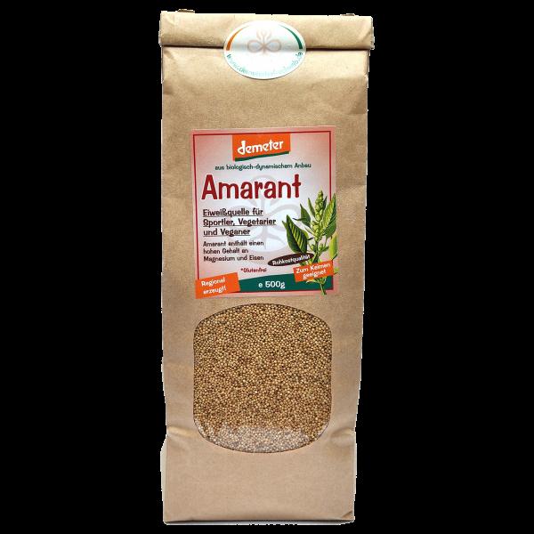 Demeter Bio Amarant