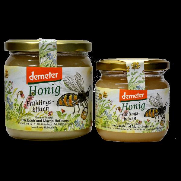 Demeter Bio Honig - Frühlingsblüten