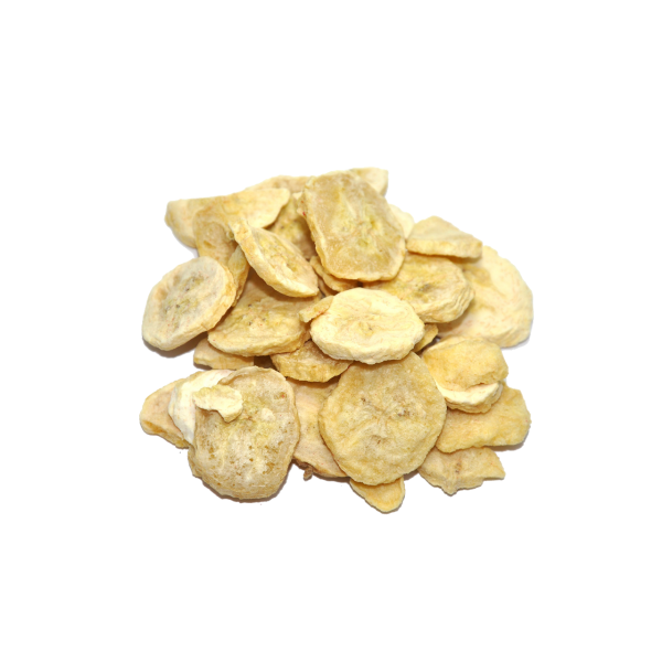 Bio Bananen gefriergetrocknet