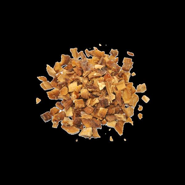 Bio Mangostücke - ohne Zusatz von Zucker