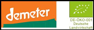 Demeter-EU-BIOSiegel