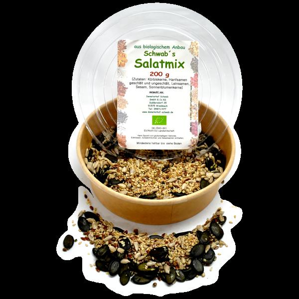 Bio Salatmix 200g