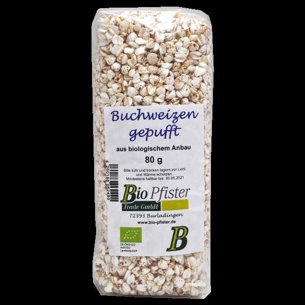 Bioland Buchweizenpopkorn