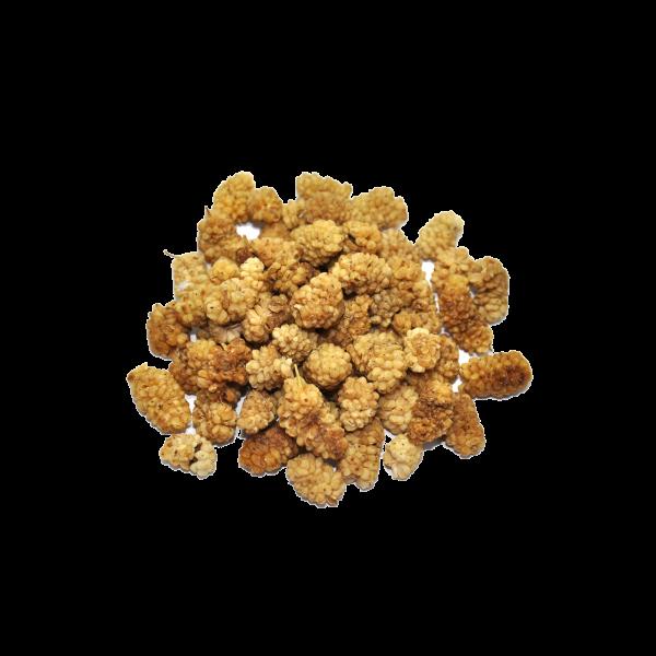 Bio Weiße Maulbeeren - ohne Zusatz von Zucker