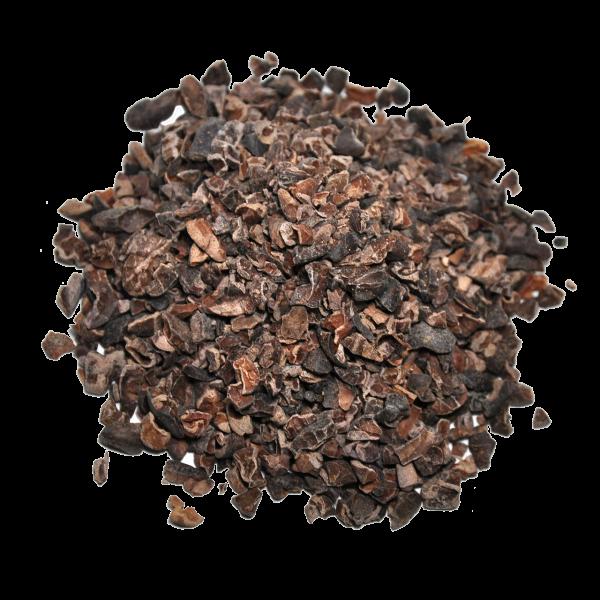 Bio Kakaostücke aus Edelkakao