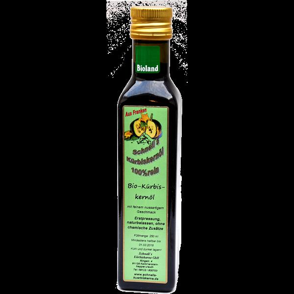 Bioland Kürbiskernöl
